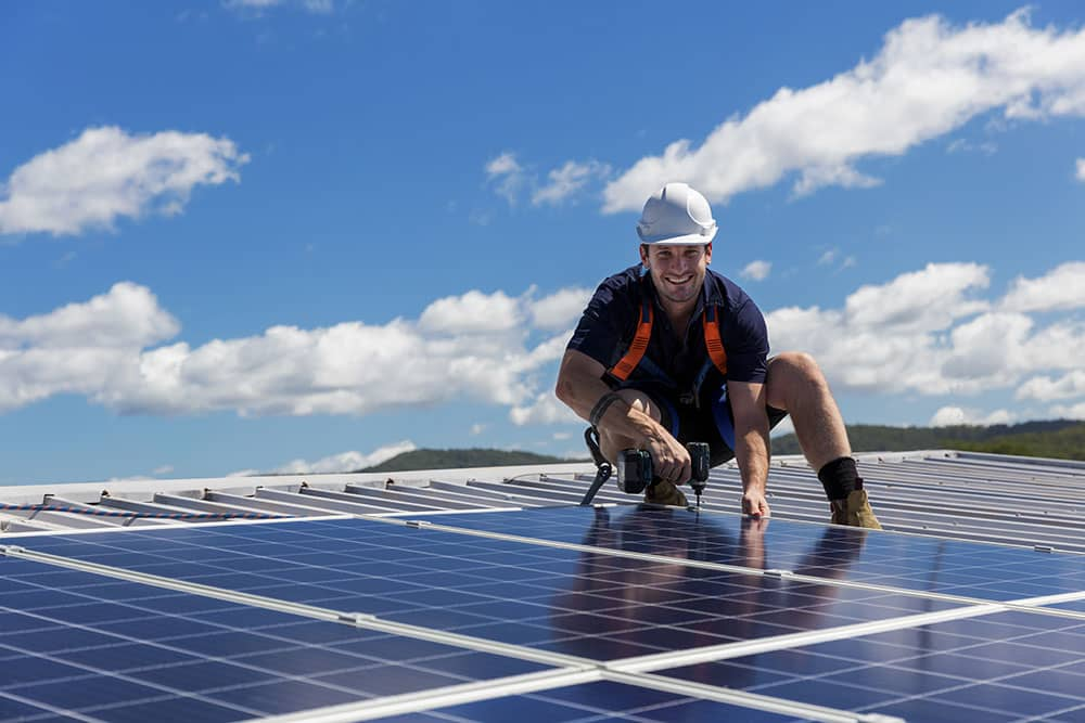 Easy Solar Perth local installer