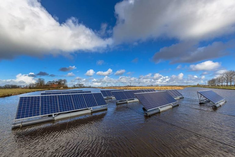 Is the Future of Energy Floating Solar?